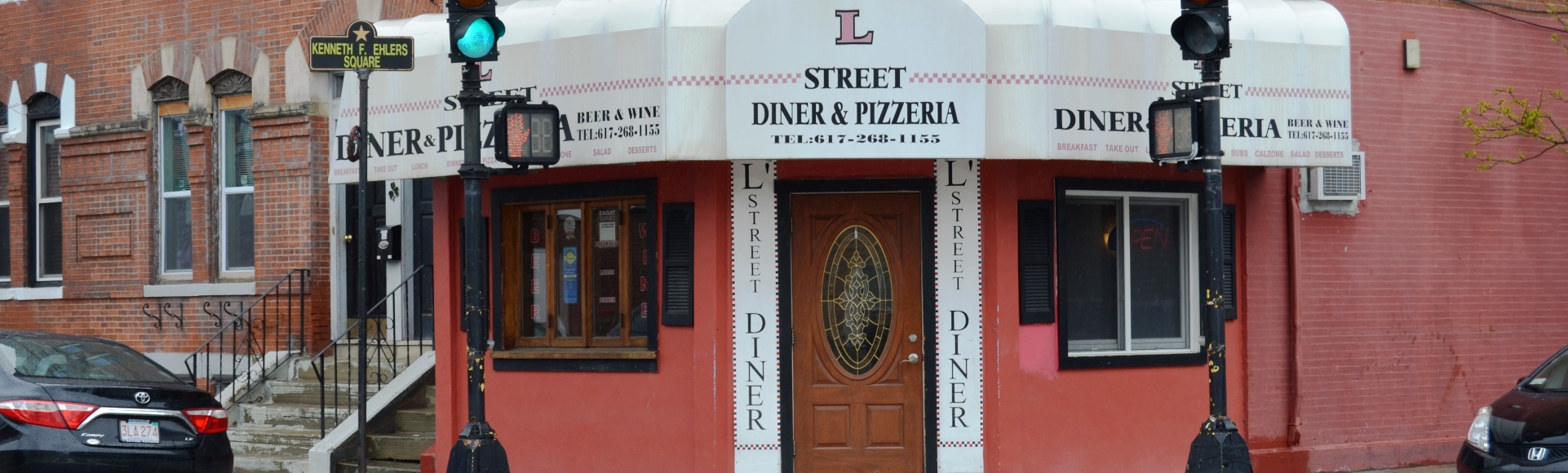 L Street Diner & Pizzeria South Boston